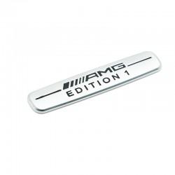 Emblema AMG edition 1 pentru bord Mercedes