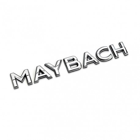 Emblema Maybach spate portbagaj Mercedes
