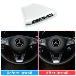Embleme aripa AMG Negru Mercedes