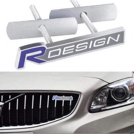 Emblema R Design, grila fata Volvo