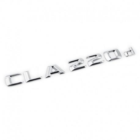 Emblema CLA 220d pentru spate portbagaj Mercedes