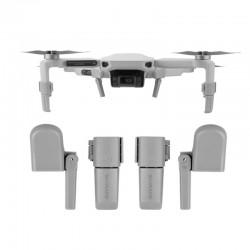 Picioare pentru aterizare drona, DJI MAVIC Mini 2, Plastic, Gri