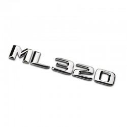 Emblema ML 320 pentru spate portbagaj Mercedes
