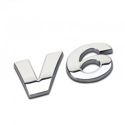 Emblema V6 pentru Volkswagen
