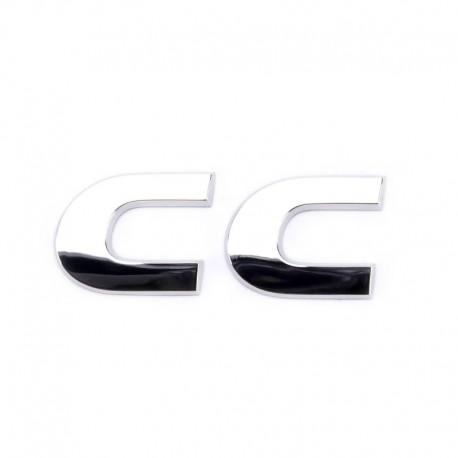 Emblema CC pentru Volkswagen Passat CC