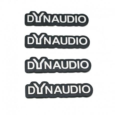 Set 4 Embleme Dynaudio pentru boxe