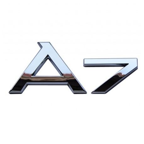 Emblema A7 pentru Audi