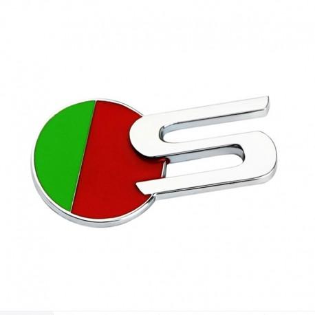 Emblema S pentru spate portbagaj Jaguar