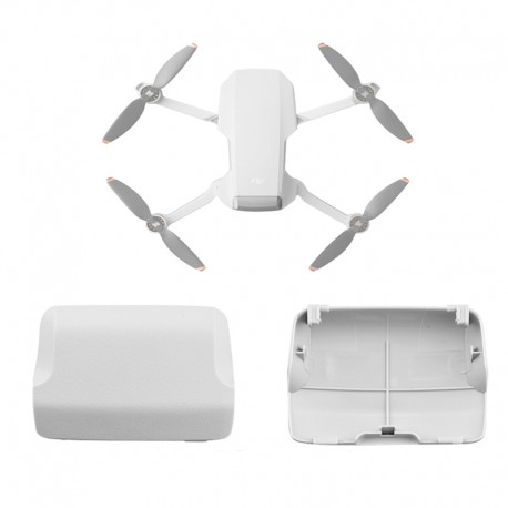 Usita baterie drona, DJI MAVIC Mini 2, Plastic, Gri