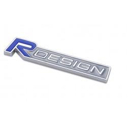 Emblema Rdesign spate portbagaj Volvo