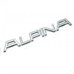 Emblema Alpina spate portbagaj BMW