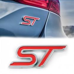 Emblema ST Ford spate