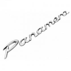 Emblema Panamera spate portbagaj Porsche