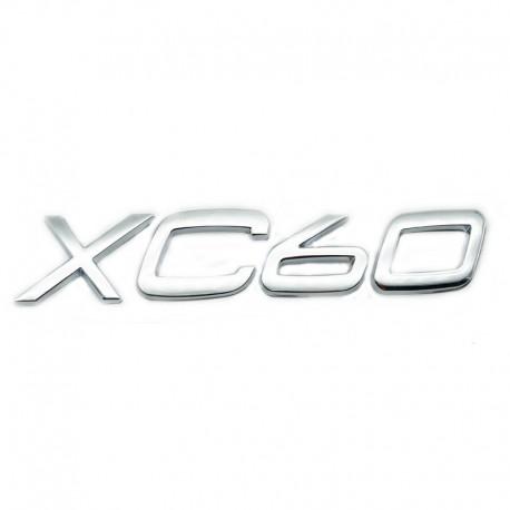Emblema XC60 spate portbagaj Volvo
