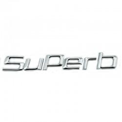 Emblema Superb pentru Skoda