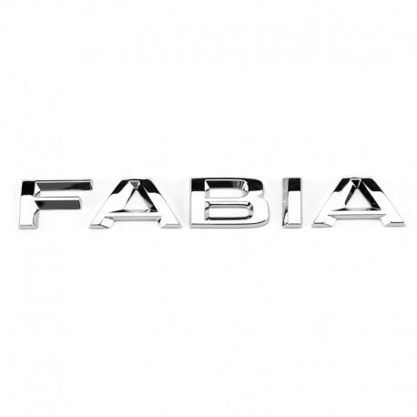 Emblema Fabia pentru Skoda