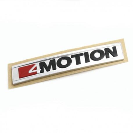 Emblema VolksWagen 4Motion - rosie
