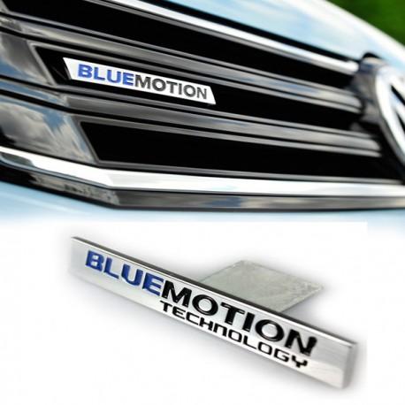 Emblema VolksWagen BlueMotion grila