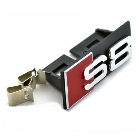 Emblema S8-line pentru grila fata Audi A8