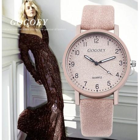Ceas Gogoey Pink - femei