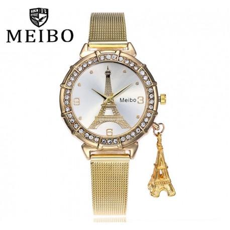 Ceas Meibo Gold - femei