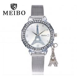Ceas Meibo Silver - femei
