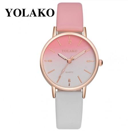 Ceas Yalako Pink - femei