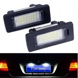 Lampi led numar pentru BMW