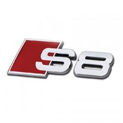 Emblema Sline S8 pentru spate portbagaj Audi