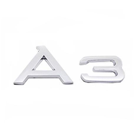 Emblema Audi A3,A4,A5,A6L,A7,A8L,Q3,Q5,Q7,Q8
