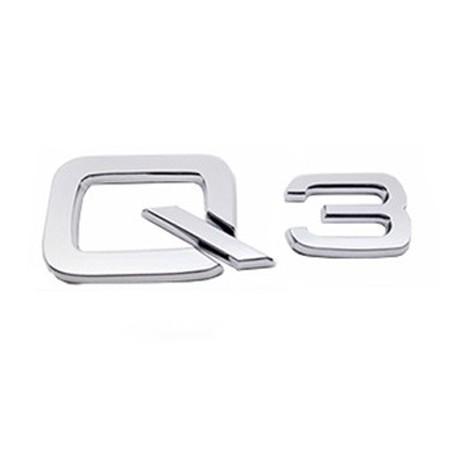 Emblema Q3 pentru Audi