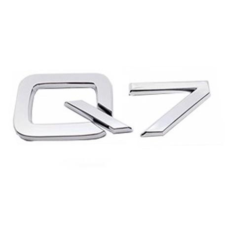 Emblema Q7 pentru Audi