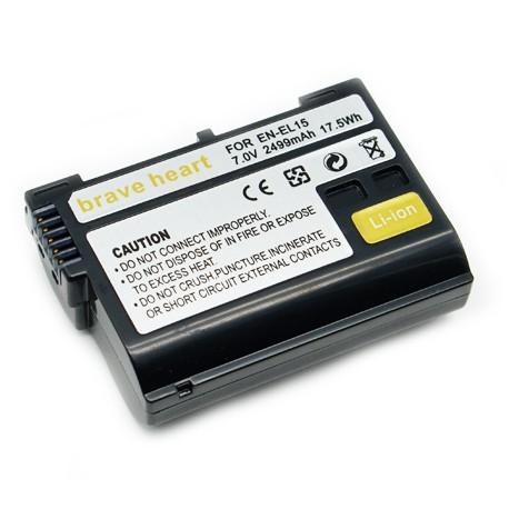 Acumulator/baterie Nikon EN-EL15
