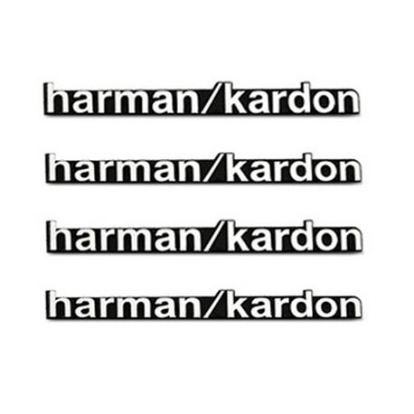 Embleme Harman/Kardon/Bose