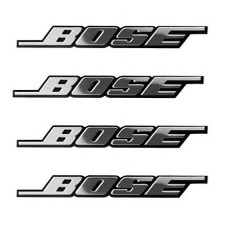 Set embleme Bose pentru boxe