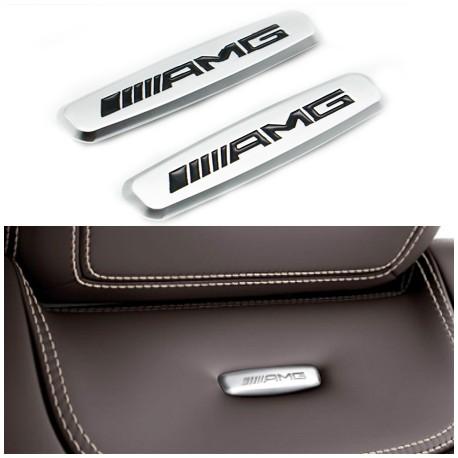 Emblema AMG pentru scaun Mercedes