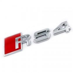 Emblema RS4 Audi Sline  metal