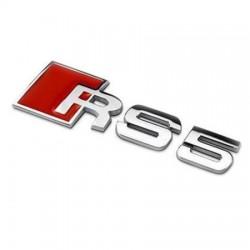 Emblema RS5 Audi Sline  metal