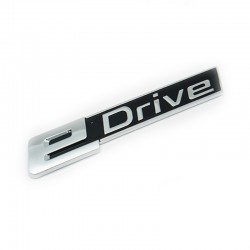 Emblema BMW eDrive metal