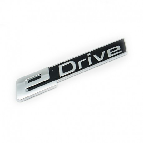 Emblema BMW eDrive metal