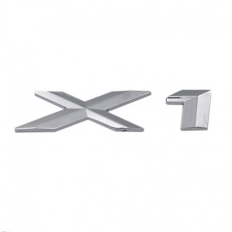 Emblema Portbagaj BMW X1 X3 X4 X5 X6