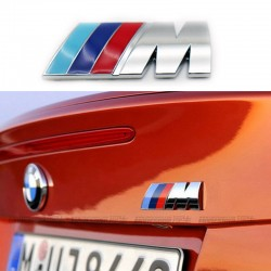 Emblema BMW M power spate