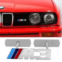 Emblema BMW M3 grila