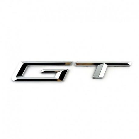 Emblema portbagaj BMW GT