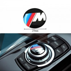 Emblema buton multimedia BMW