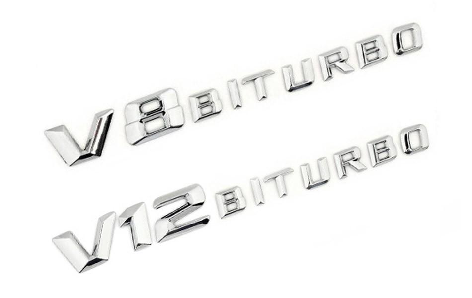V8 V12 Biturbo Mercedes